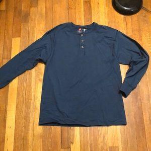 Long Sleeve Hanes Shirt